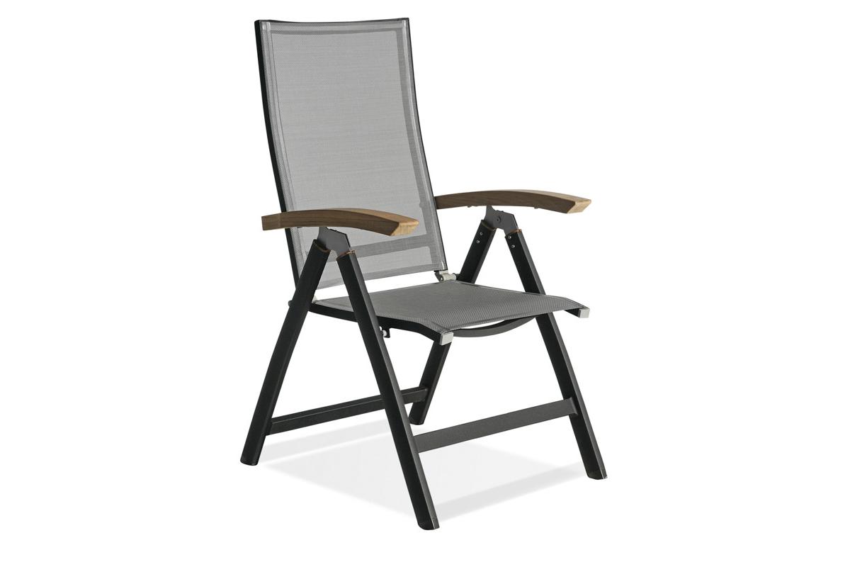 hochlehnsessel maro alu gartenm bel kassel. Black Bedroom Furniture Sets. Home Design Ideas